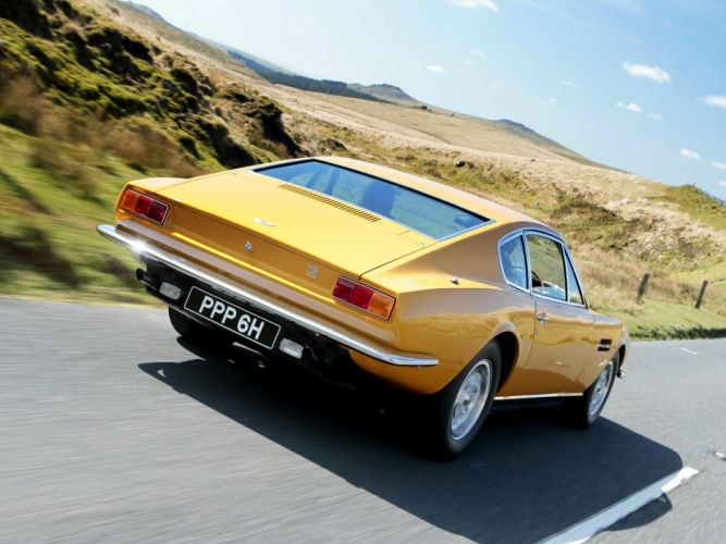 1970 Aston Martin DBS V-8 Persuaders (5636R) classic r wallpaper