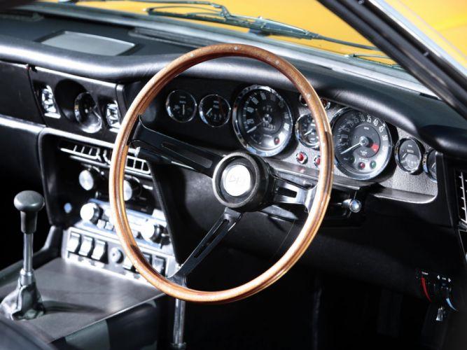 1970 Aston Martin DBS V-8 Persuaders (5636R) classic rw wallpaper