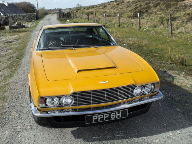 1970 Aston Martin DBS V-8 Persuaders (5636R) classic ry wallpaper