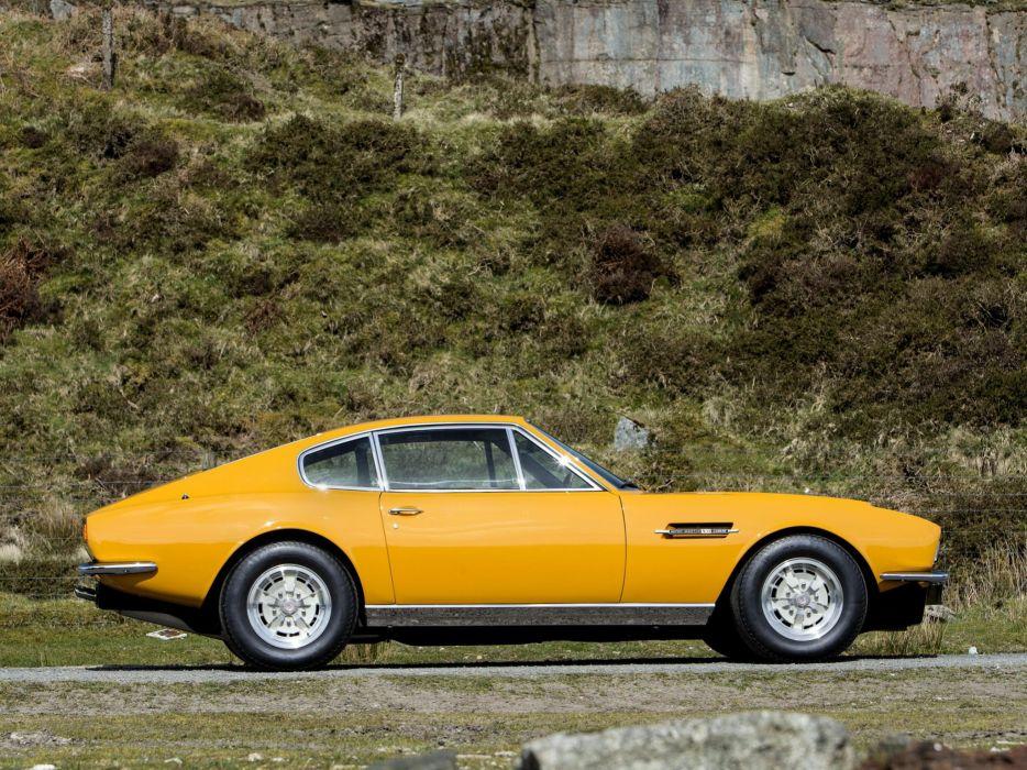 1970 Aston Martin DBS V-8 Persuaders (5636R) classic t wallpaper