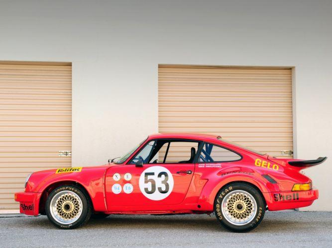 1974-77 Porsche 911 Carrera RSR 3-0 Coupe race racing supercar r wallpaper