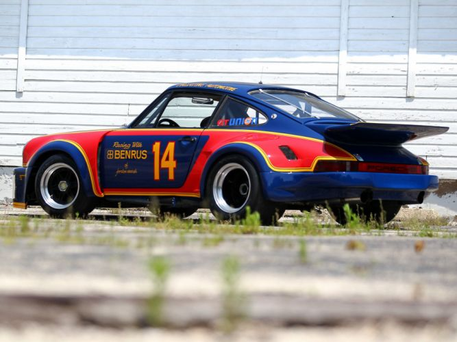 1974-77 Porsche 911 Carrera RSR 3-0 Coupe race racing supercar h wallpaper