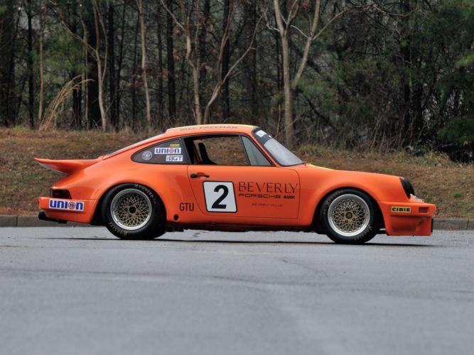 1974-77 Porsche 911 Carrera RSR 3-0 Coupe race racing supercar f wallpaper