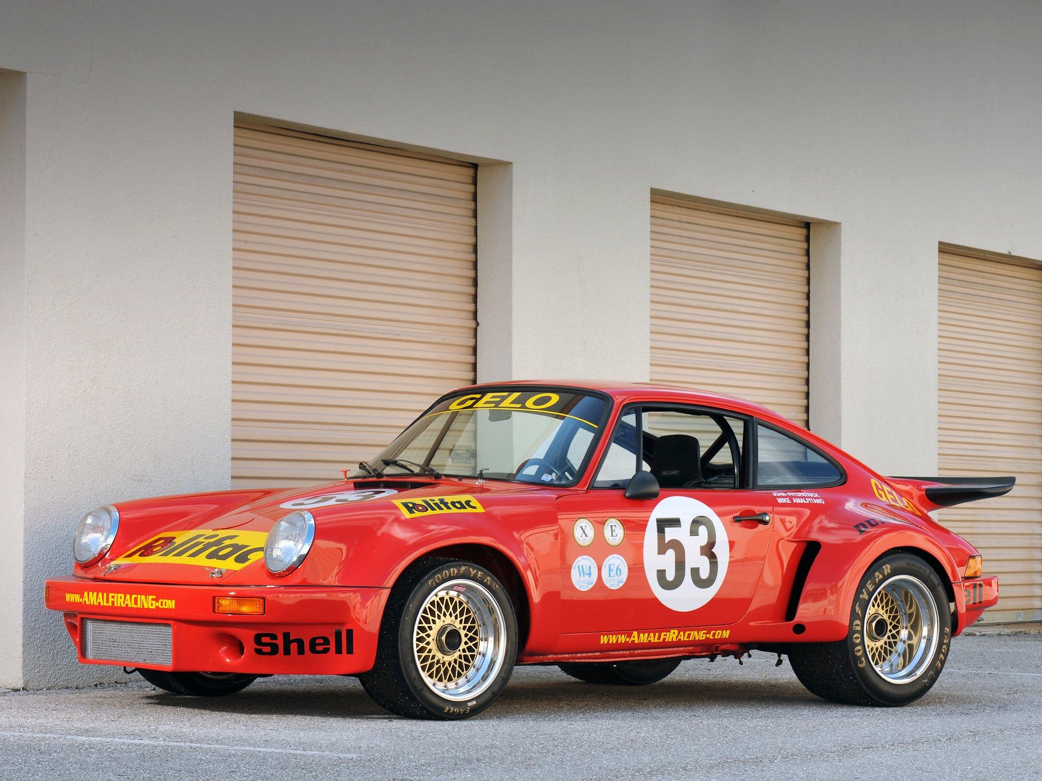 1974-77 Porsche 911 Carrera RSR 3-0 Coupe race racing supercar e wallpaper | 2048x1536 | 384099 ...