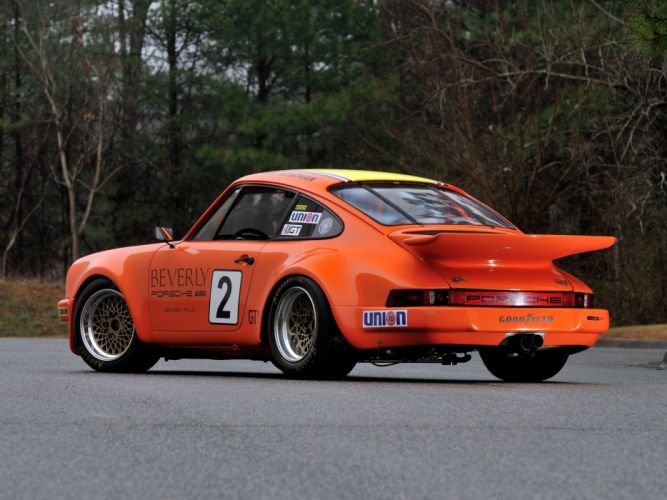 1974-77 Porsche 911 Carrera RSR 3-0 Coupe race racing supercar g wallpaper