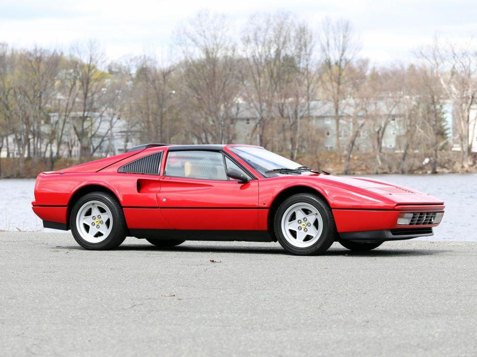 1985-89 Ferrari 328 GTS supercar    3 wallpaper