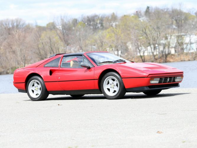 1985-89 Ferrari 328 GTS supercar d wallpaper