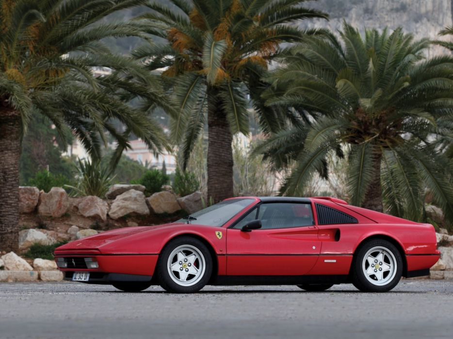 1985-89 Ferrari 328 GTS supercar   e wallpaper