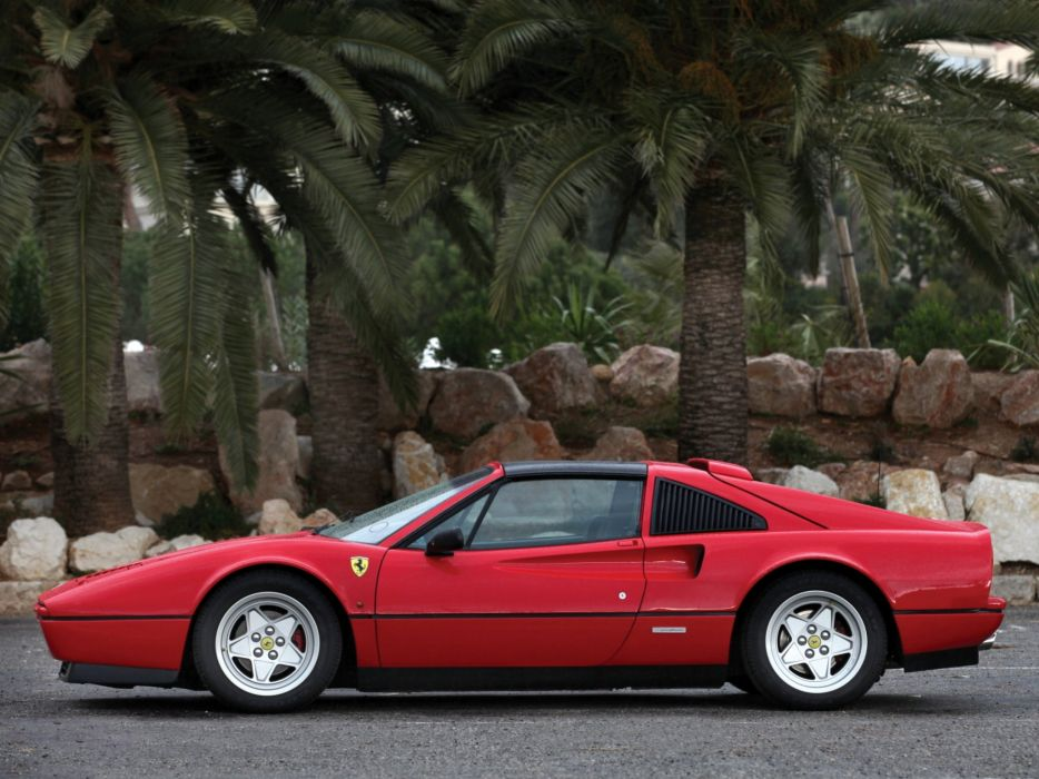 1985-89 Ferrari 328 GTS supercar  d wallpaper