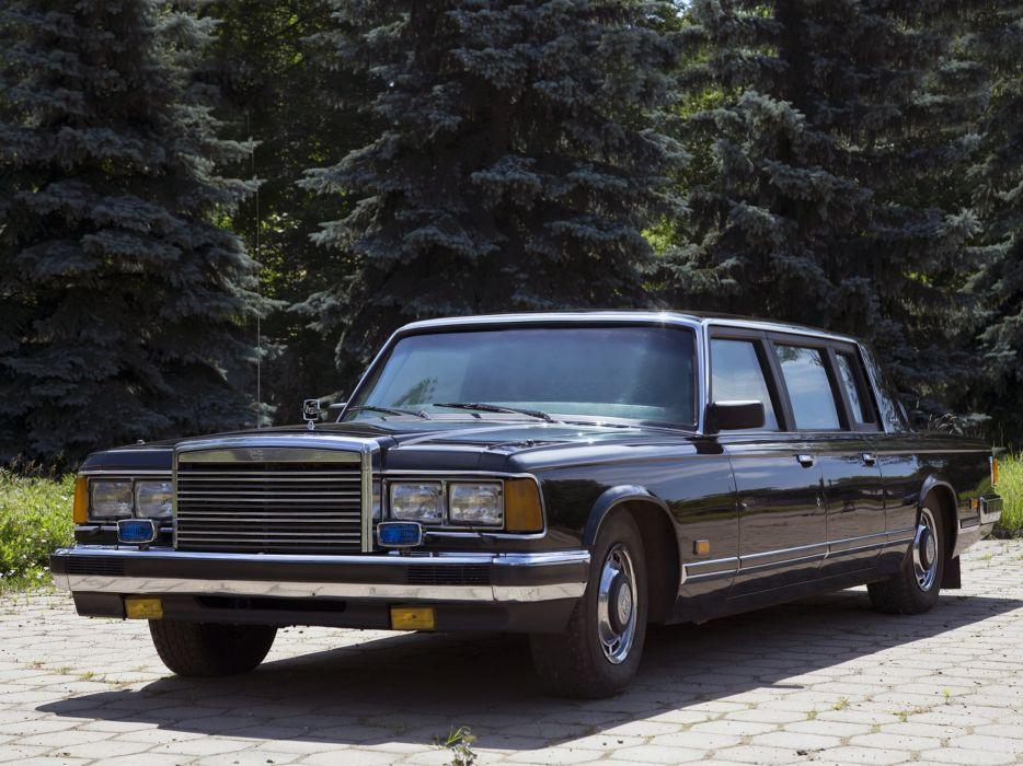 1987 ZIL 41052 limousine luxury   c wallpaper