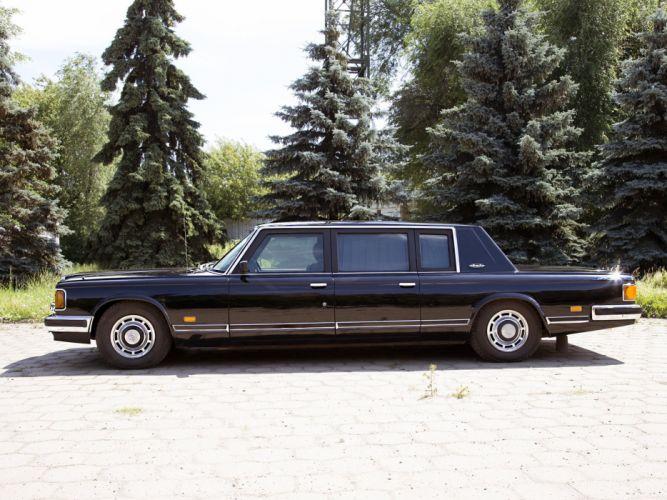 1987 ZIL 41052 limousine luxury d wallpaper