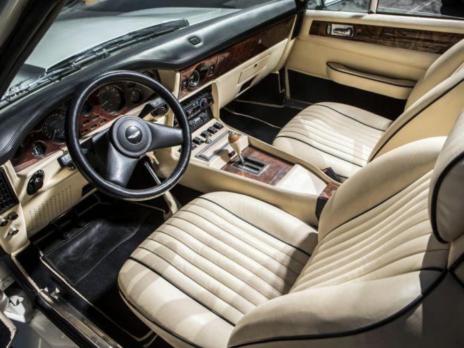 1987-89 Aston Martin V-8 Vantage Volante X-Pack r wallpaper