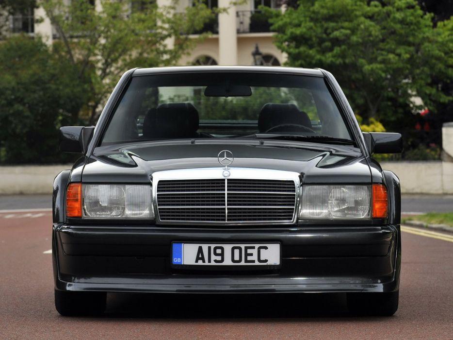 1989 Mercedes Benz 190 Evolution (W201)       g wallpaper