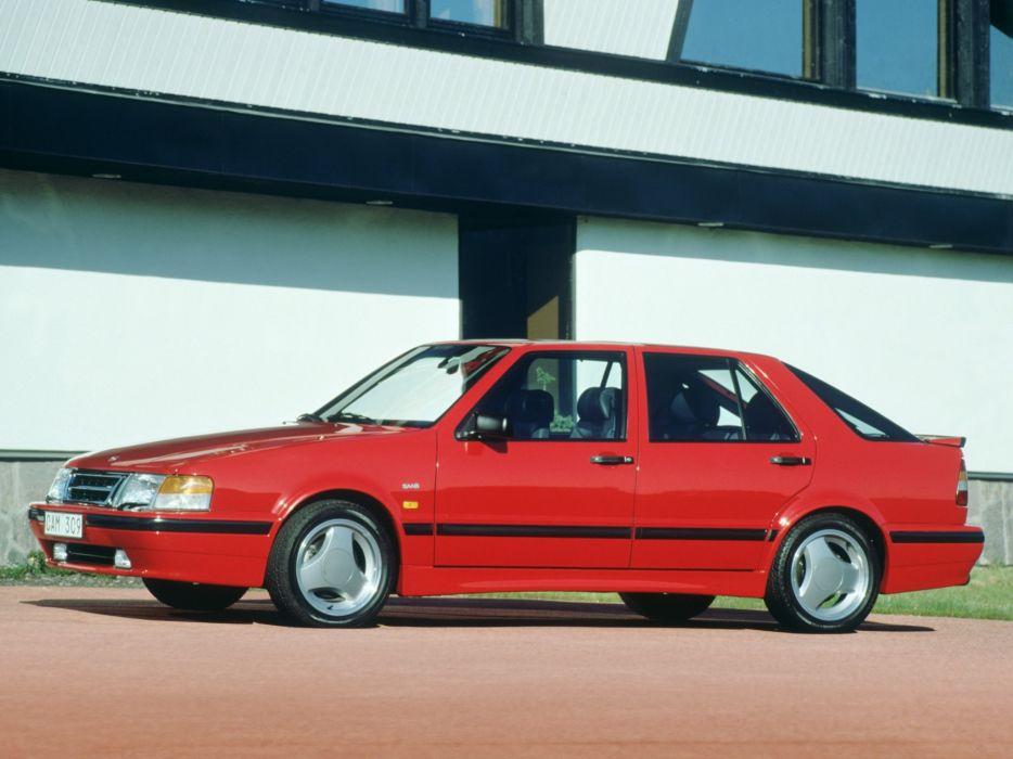 1991 Saab 9000 Aero    d wallpaper