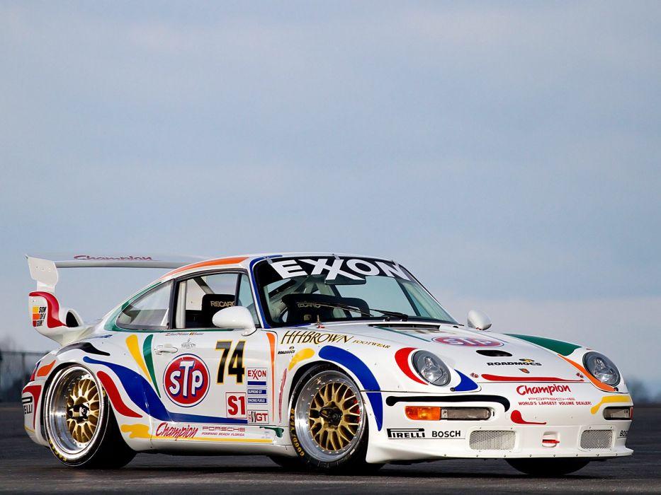 1995-98 Porsche 911 GT2 Evo (993) supercar race racing   r wallpaper