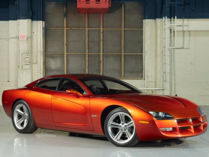 1999 Dodge Charger R-T Concept muscle e wallpaper