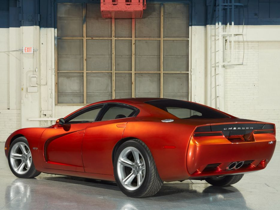 1999 Dodge Charger R-T Concept muscle   f wallpaper
