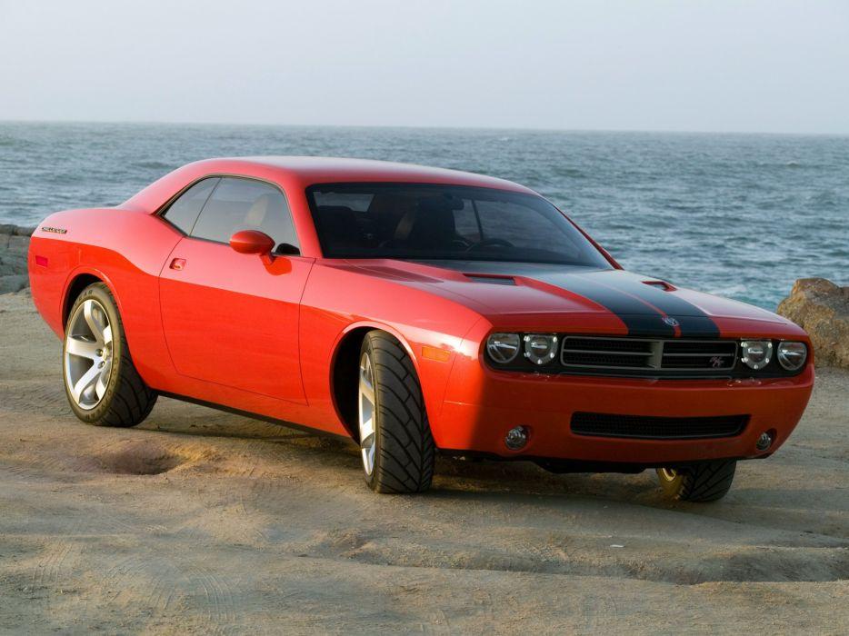 2006 Dodge Challenger Concept (L-C) muscle  f wallpaper