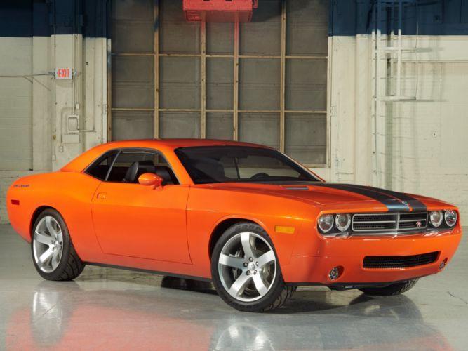 2006 Dodge Challenger Concept (L-C) muscle r wallpaper