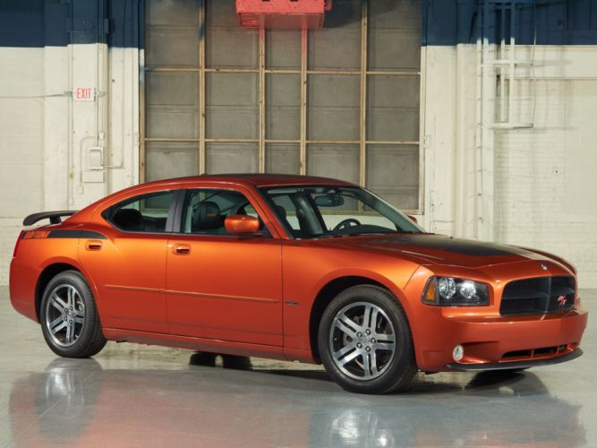2006-09 Dodge Charger R -T Daytona (LX) muscle re wallpaper
