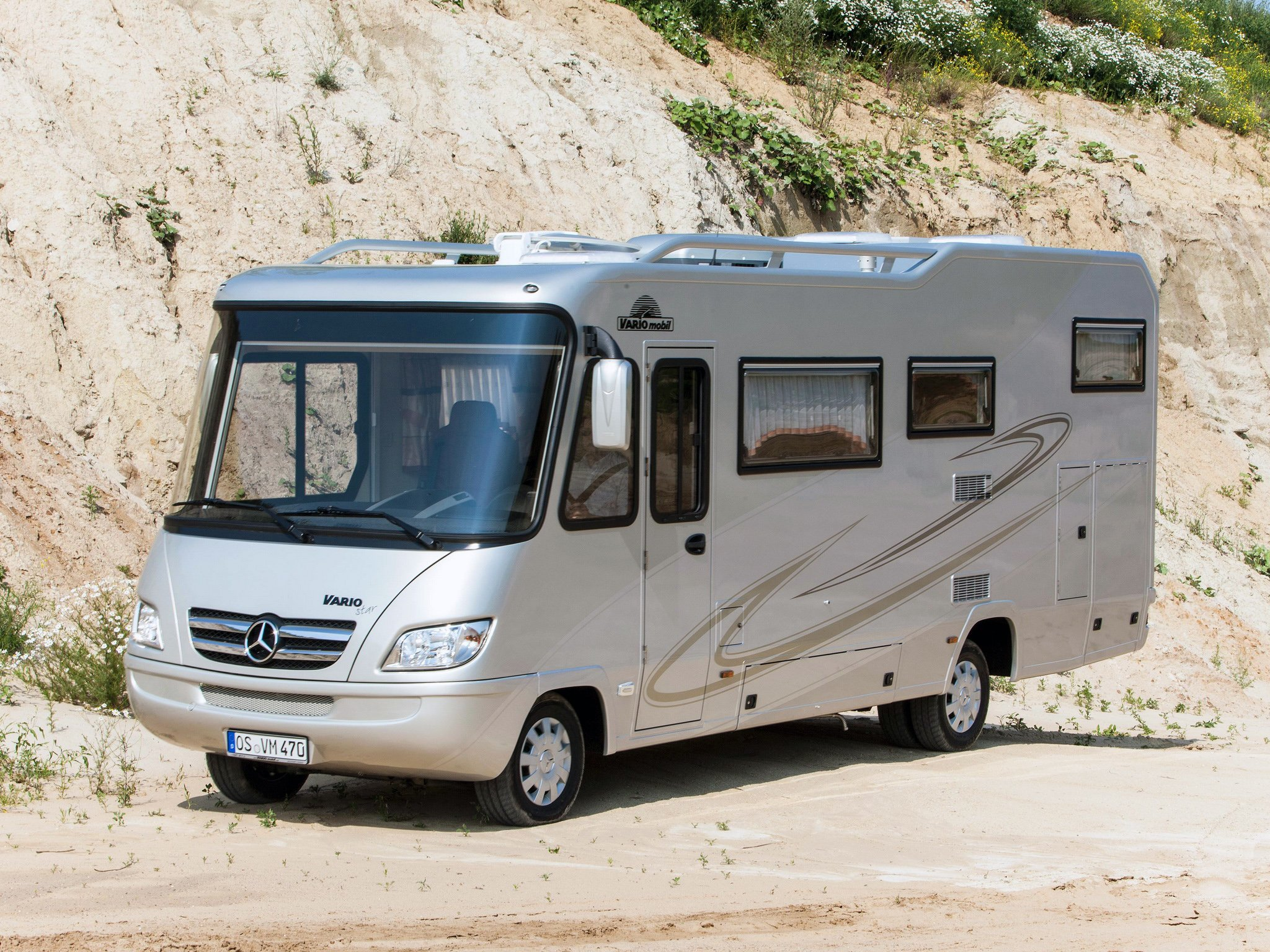 Mercedes benz vario camper for Mercedes benz camper for sale