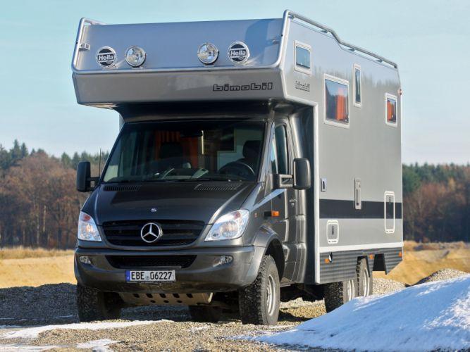 2014 Bimobil Ex 510 906 Mercedes Benz Motorhome Camper R