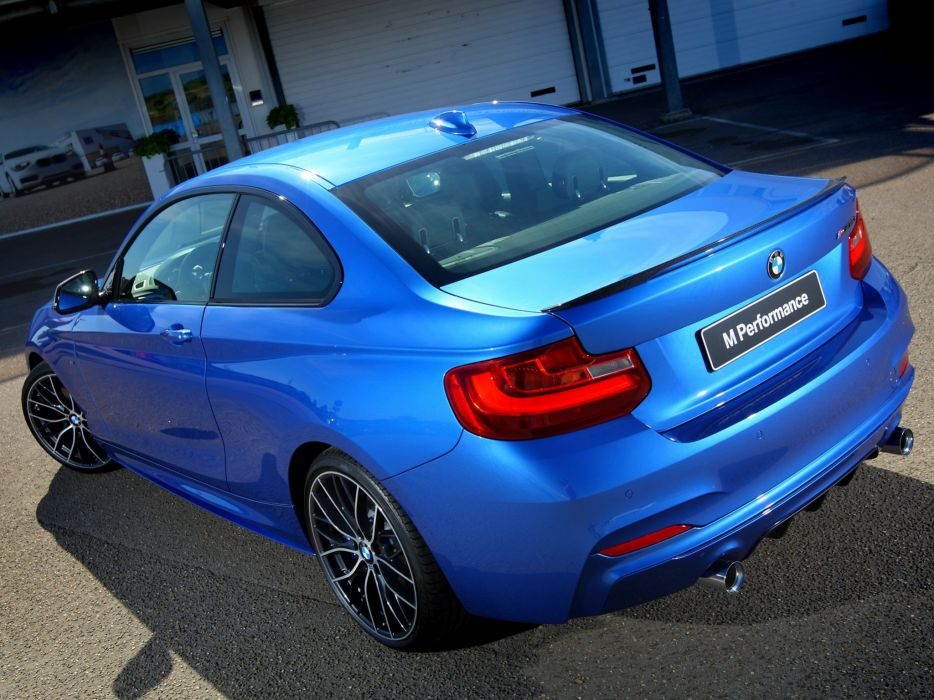 2014 BMW M235i Coupe Track Edition (F22)   d wallpaper