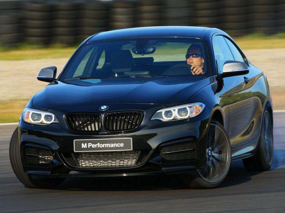 2014 BMW M235i Coupe Track Edition (F22)  de wallpaper