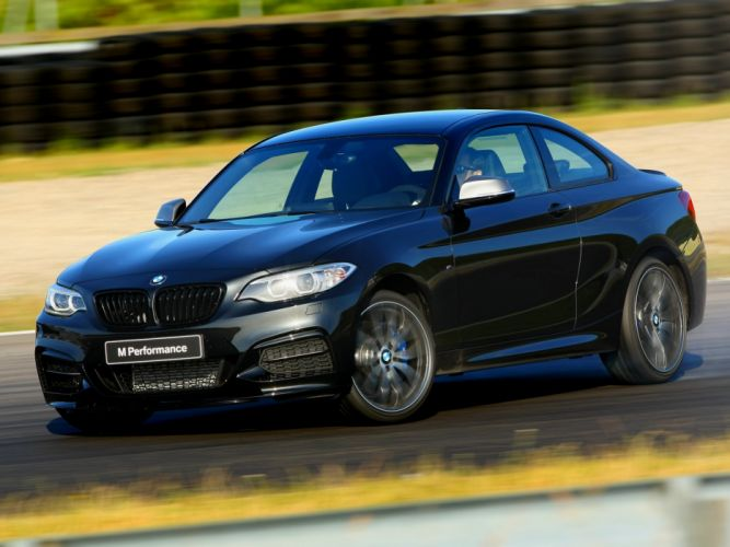 2014 BMW M235i Coupe Track Edition (F22) ds wallpaper