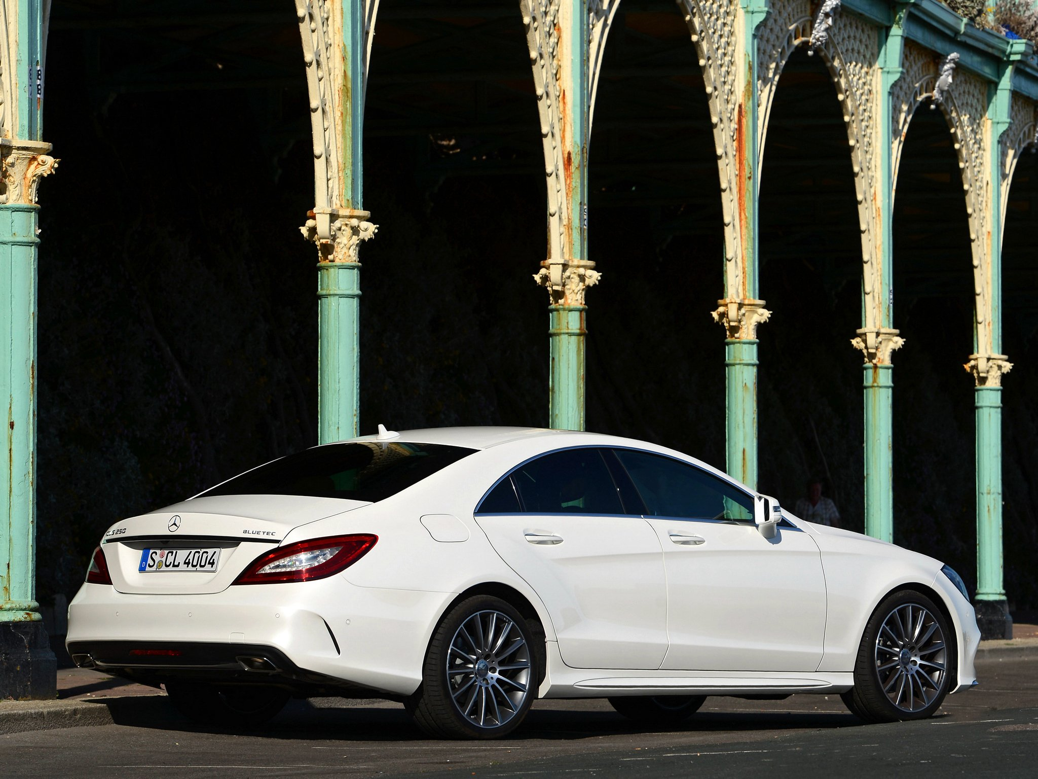 2014 mercedes benz cls 250 bluetec amg sports package for 2014 mercedes benz cls550 0 60