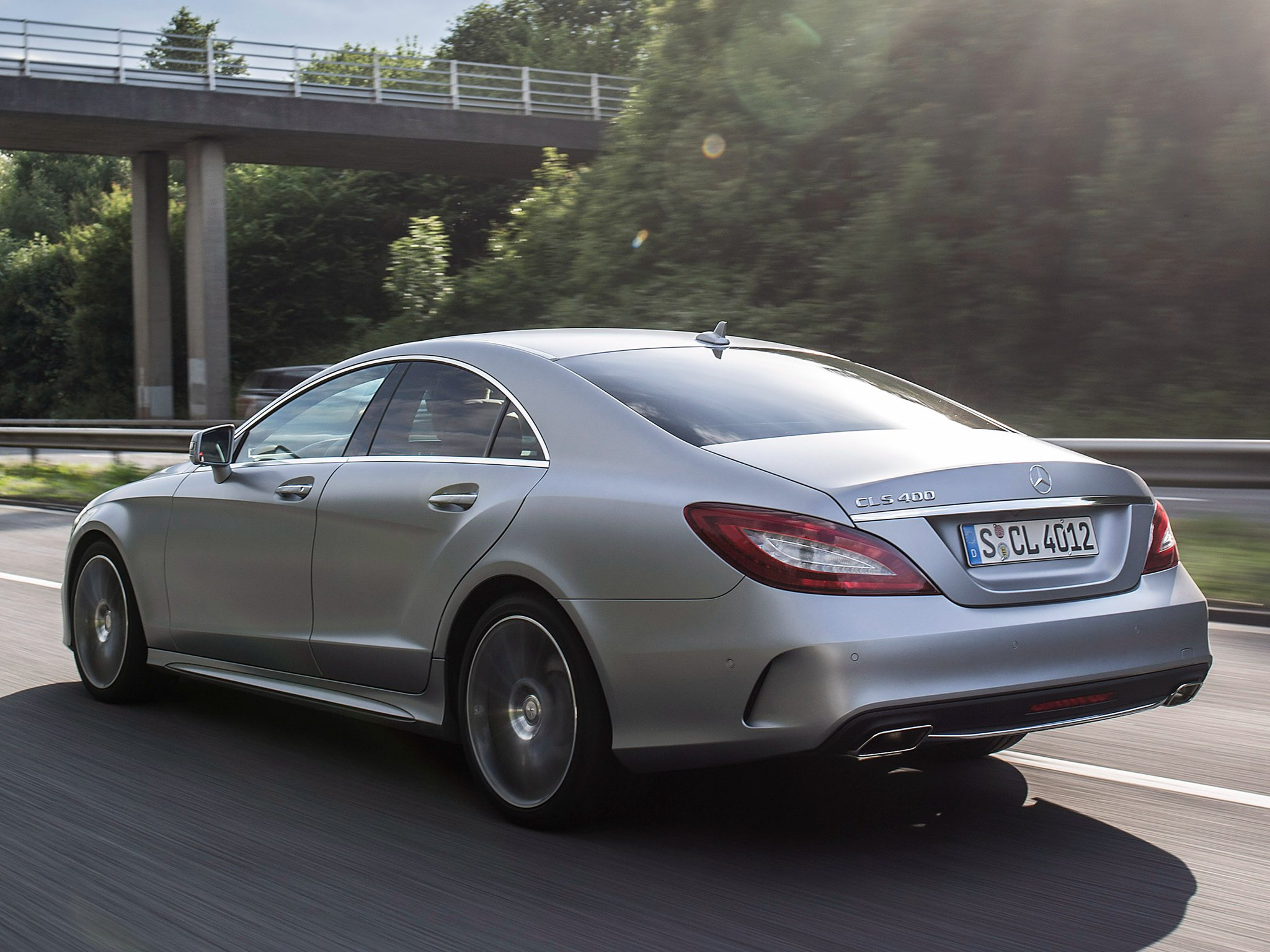 2014 Mercedes Benz Cls 400 Amg Sports Package C218 F