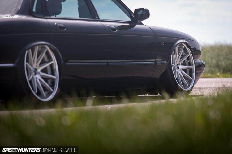 1999 Jaguar XJR tuning eq wallpaper