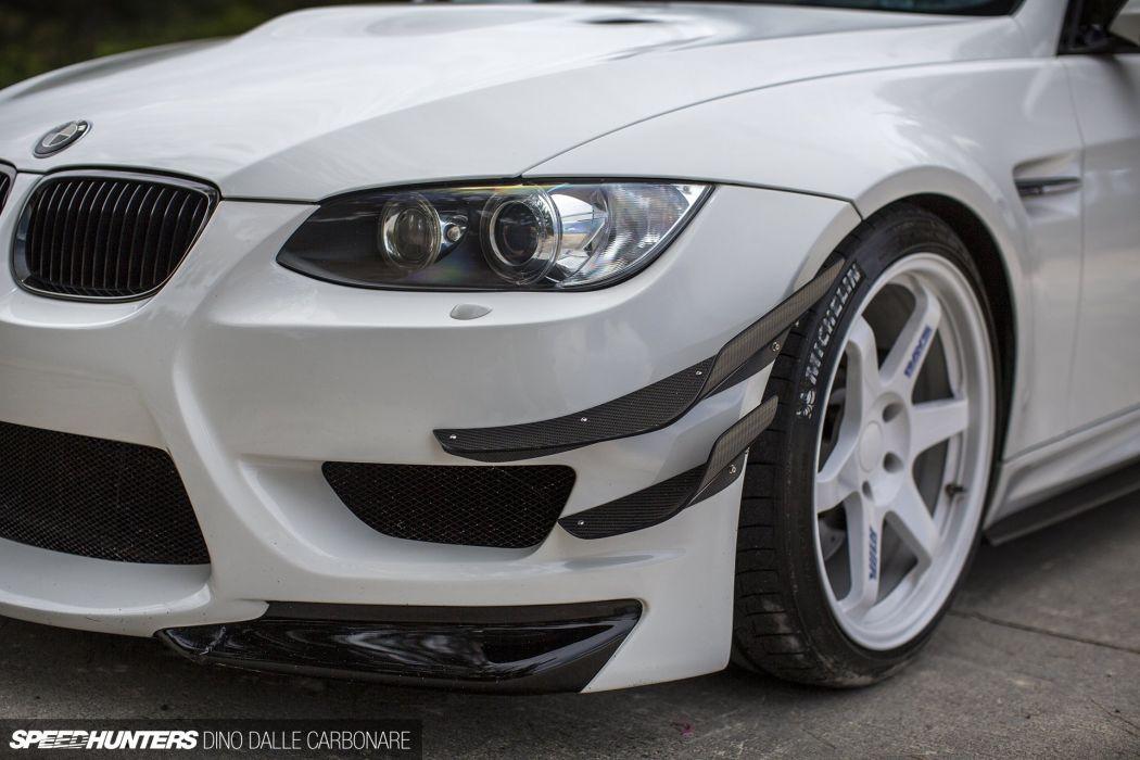 BMW E92 M-3 tuning   eq wallpaper