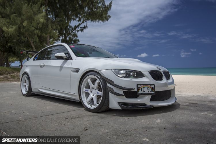 BMW E92 M-3 tuning eq wallpaper