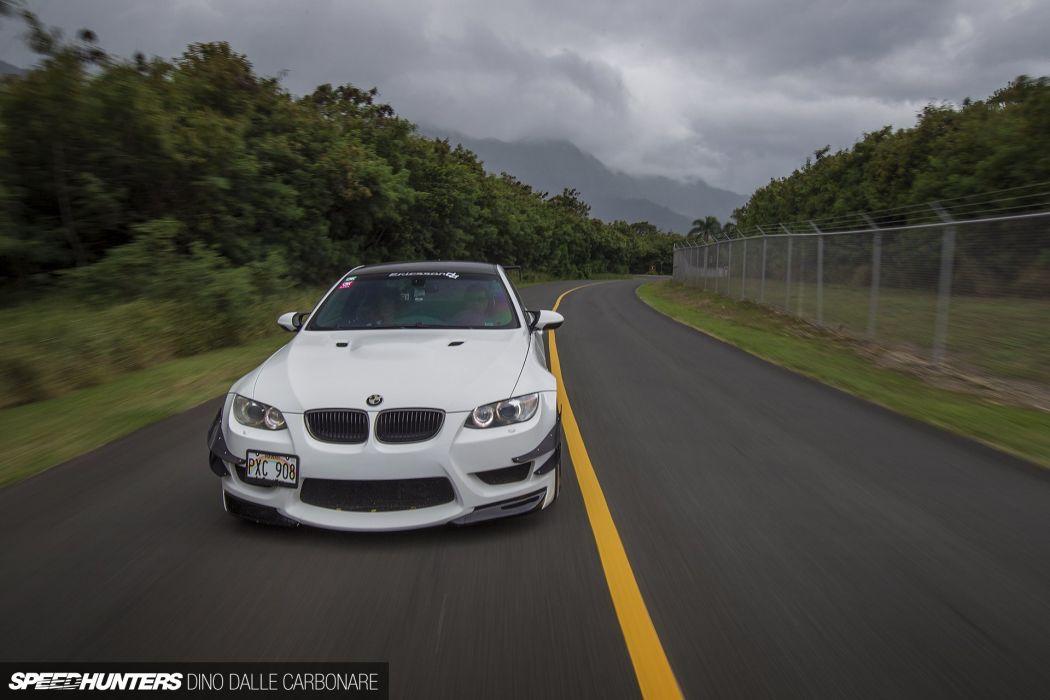 BMW E92 M-3 tuning r wallpaper
