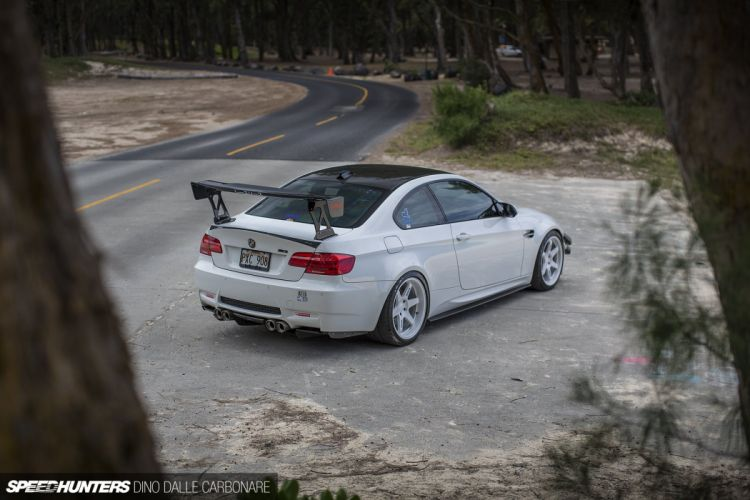 BMW E92 M-3 tuning rw wallpaper