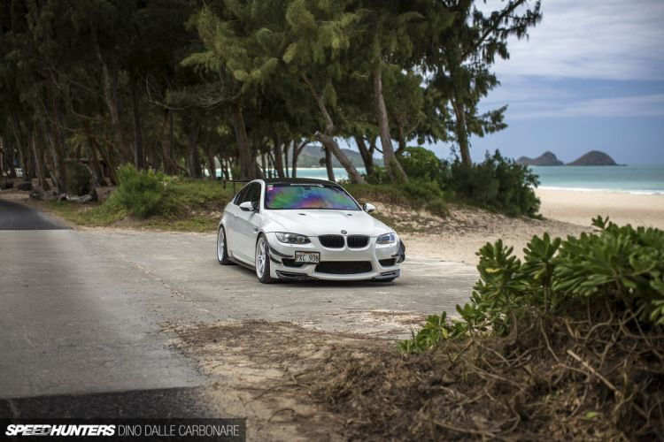 BMW E92 M-3 tuning f wallpaper