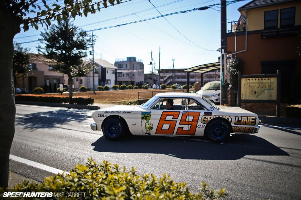 Falcon Ford NASCAR Retro Shelby race racing classic muscle    g wallpaper