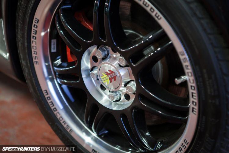 Ferrari Fiat 500 Oemmedi Meccanica tuning v-8 wheel f wallpaper