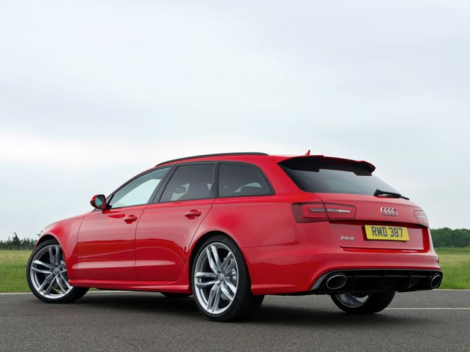 Audi-rs6-avant-uk-2013 wallpaper