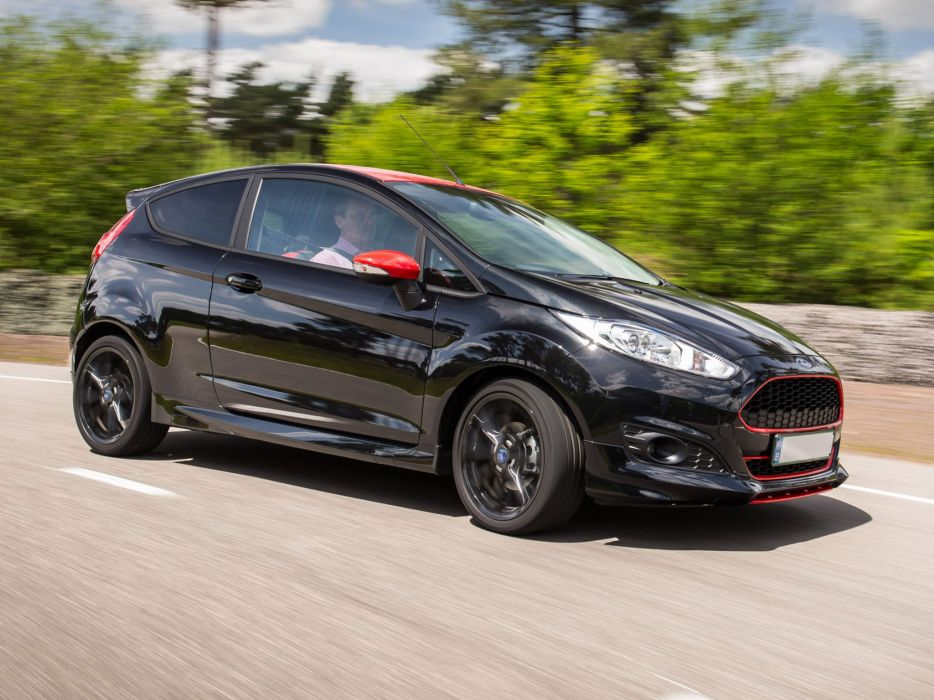 Ford-Fiesta-Black-Edition wallpaper