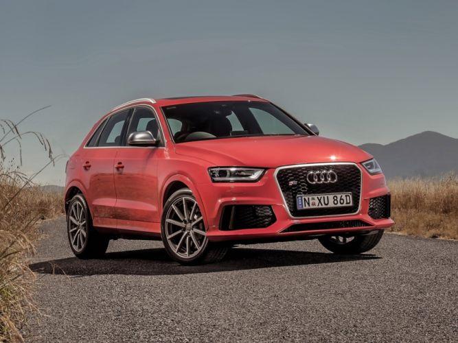 Audi-RS-Q3 wallpaper