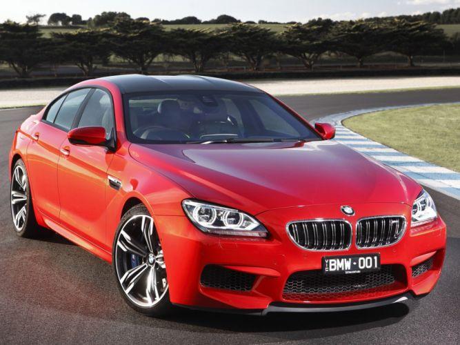 BMW-M6-Gran-Coupe wallpaper