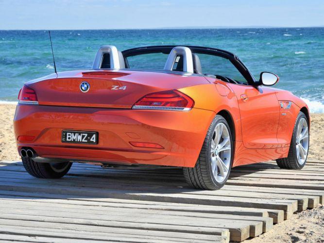BMW-Z4-sDrive28i-Roadster wallpaper