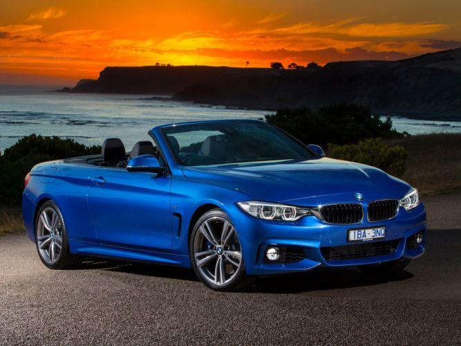 BMW-4-Series-435i-Cabrio-M-Sport-Package wallpaper