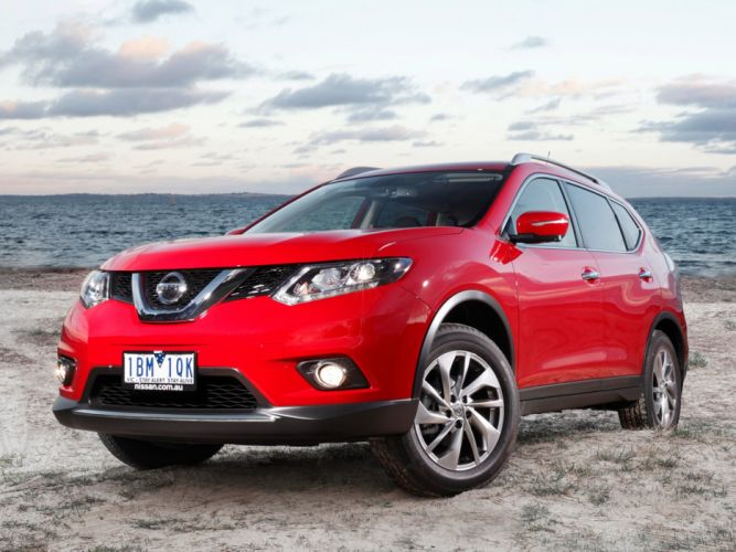 Nissan-X-Trail-2014 wallpaper