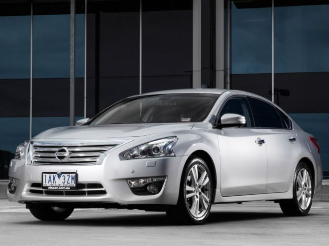 Nissan-Altima-Australia-2013 wallpaper