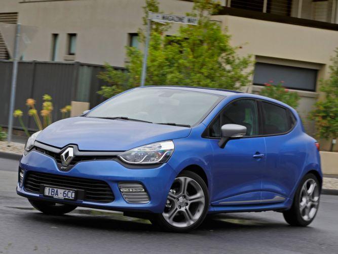 Renault-Clio-GT-2014 wallpaper