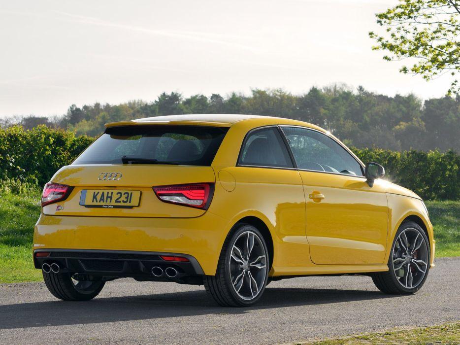 Audi-S1-UK-2014 wallpaper