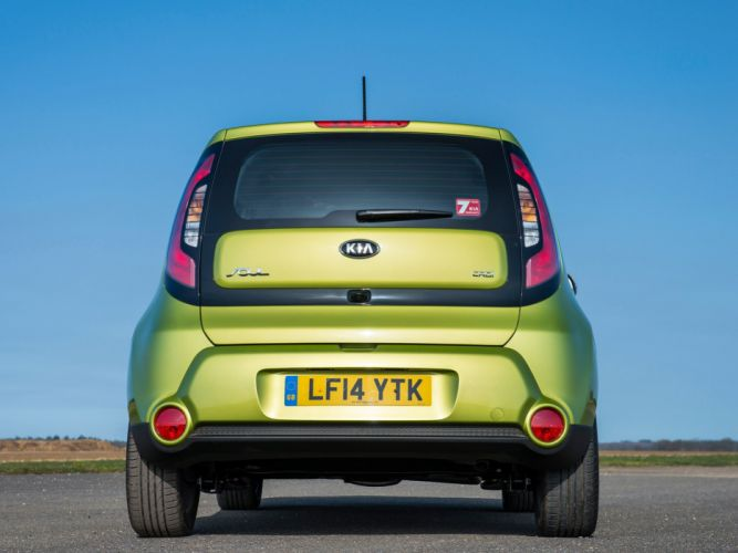 Kia-Soul-UK-2014 wallpaper
